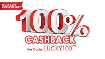 Recharge and Get a Chance to win 100% Cashback By Mobikwik