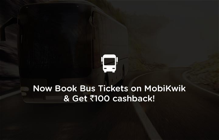 mobikwik bus ticket offer