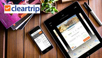 Get 10% SuperCash on Cleartrip!