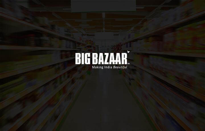 10% SuperCash @ Big Bazaar!