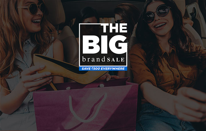 The Big Brand Sale is here!