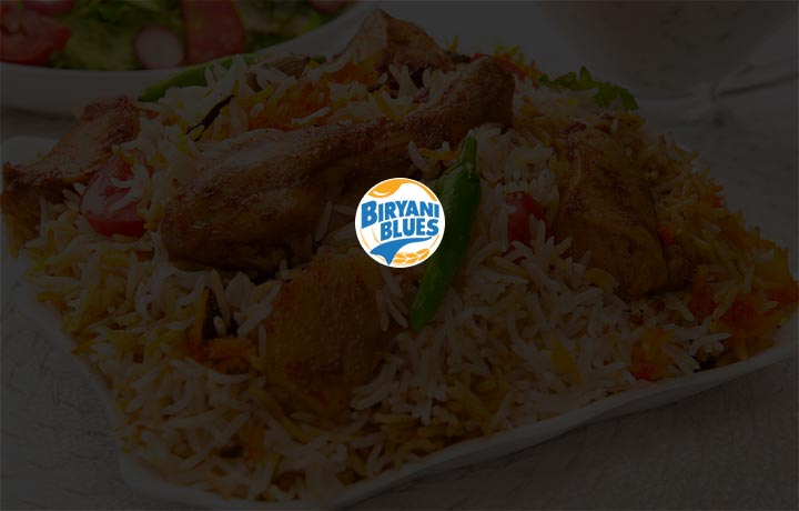 20% SuperCash @ Biryani Blues [Delhi-NCR only]!