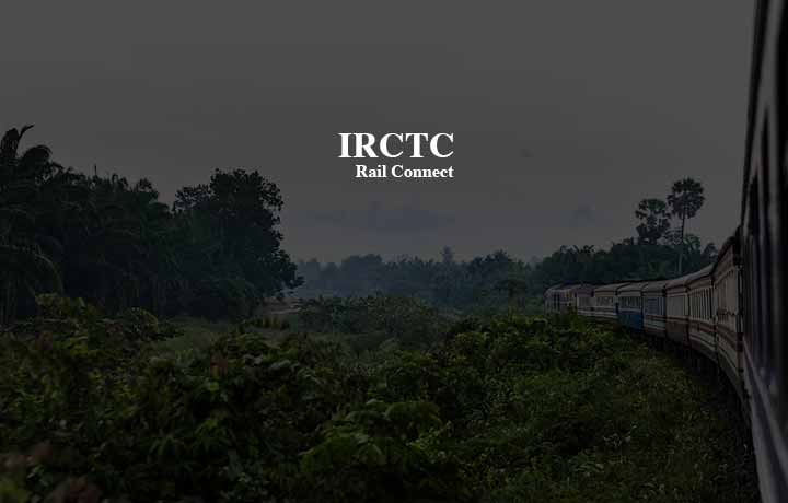 IRCTC Cashback Offers, Online IRCTC Train Ticket Booking