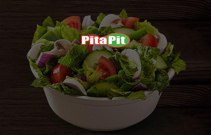 Get 20% SuperCash @ Pita pit!