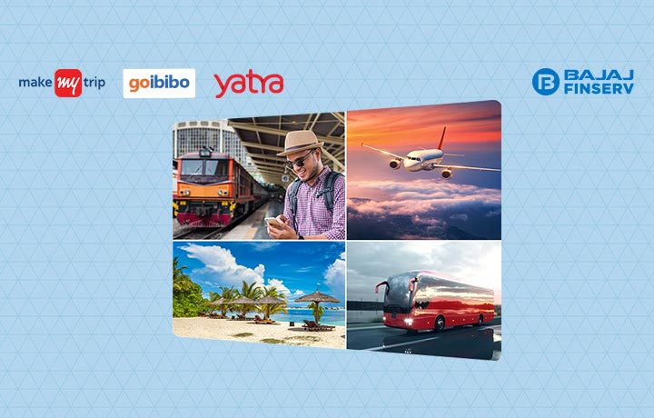 Book Travel Tickets Online, Best Offers & Cashback