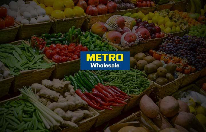 Flat Rs. 500 SuperCash @ Metro Cash and Carry!