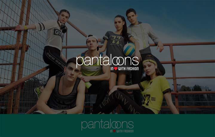 10% SuperCash @ Pantaloons Stores!